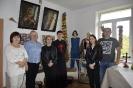 Wizyta w Muzeum Pisanki GOK kleryka Laszy Manukiana